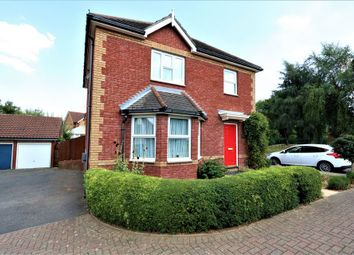 Thumbnail 4 bed detached house for sale in Bark Burr Road, Chafford Hundred, Grays