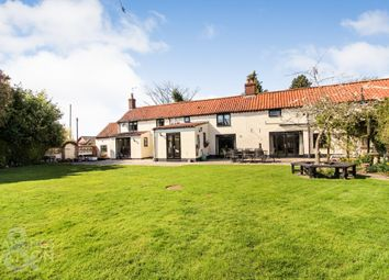 Thumbnail 6 bed detached house for sale in Woodbastwick Road, Blofield Heath, Norwich