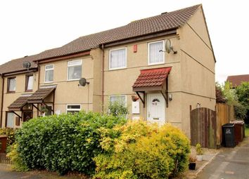 Thumbnail 2 bed end terrace house for sale in Churchlands Road, Woolwell, Plymouth