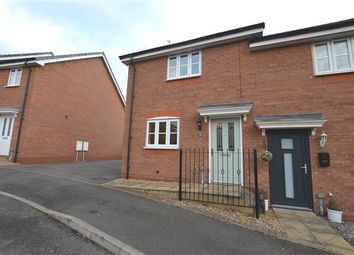 Thumbnail 2 bed semi-detached house for sale in Great Row View, Wolstanton, Newcastle