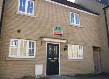 Thumbnail 2 bedroom terraced house to rent in Myrtle Drive, Burwell, Cambridge