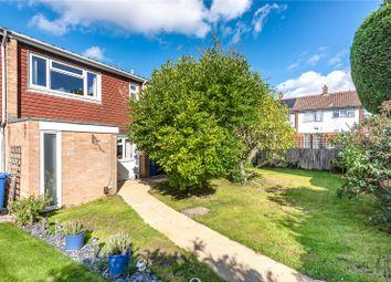 Ruddlesway, Windsor SL4. 3 bed end terrace house