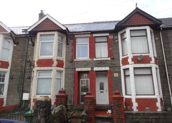 Thumbnail 5 bed terraced house to rent in Treforest, Pontypridd