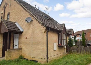 Thumbnail 1 bed flat for sale in Brandon Way, Kingswood, Hull