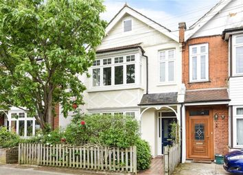 Thumbnail 4 bedroom semi-detached house for sale in Cobham Road, Norbiton, Kingston Upon Thames
