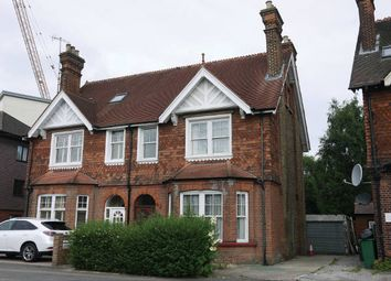 Thumbnail 5 bed semi-detached house for sale in Ladbroke Road, Redhill