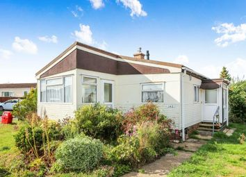 Thumbnail 3 bed mobile/park home for sale in Three Star Park, Bedford Road, Lower Stondon, Henlow