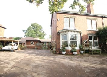 Thumbnail 5 bedroom semi-detached house for sale in Carlton Road, Worksop