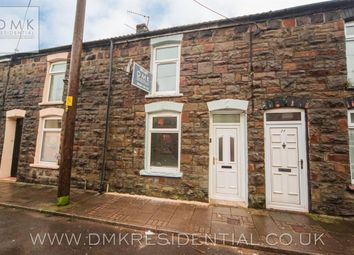 Thumbnail 2 bed terraced house to rent in Windsor Street, Treherbert, Treorchy
