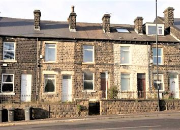 Thumbnail 2 bed terraced house for sale in Halifax Road, Sheffield