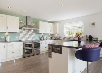 Thumbnail 5 bed detached house for sale in Netherbrae, Turriff
