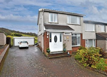 Thumbnail 3 bedroom semi-detached house for sale in Boylestone Road, Barrhead, Glasgow