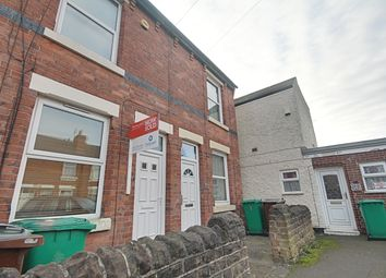 Thumbnail 2 bed terraced house for sale in Acton Avenue, Bulwell, Nottingham