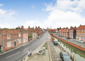 Thumbnail 2 bed flat for sale in Minster Wharf, Beverley