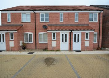 Thumbnail 2 bed terraced house to rent in Fuller Close, Lime Avenue, Oulton Broad, Suffolk