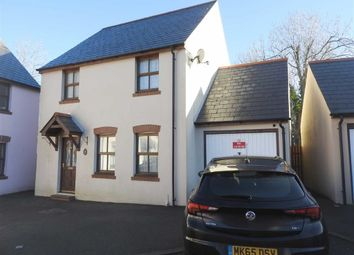 Thumbnail 3 bed detached house for sale in Maes Y Neuadd, Cilgerran, Cardigan