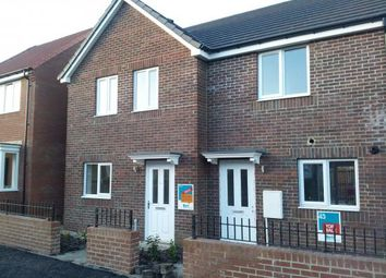 Thumbnail 3 bed end terrace house to rent in Redworth Mews, Ashington, Ashington