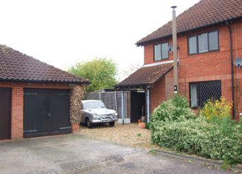Thumbnail 3 bedroom semi-detached house to rent in Harebell Close, Walnut Tree