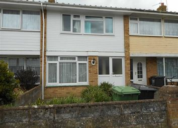 Thumbnail 3 bed terraced house to rent in Babbages, Barnstaple, Devon