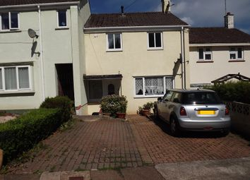 Thumbnail 3 bedroom terraced house for sale in Raleigh Avenue, Chelston, Torquay