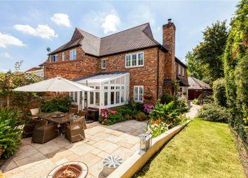 4 bed end terrace house for sale in Aquarius Close, Crondall, Farnham GU10