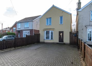 Thumbnail 3 bed detached house for sale in Wyberton West Road, Boston, Lincs