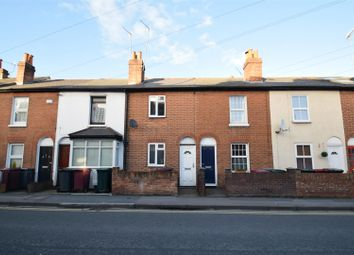 Thumbnail 2 bed terraced house to rent in Gosbrook Road, Caversham, Reading