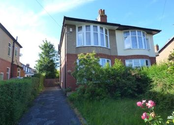 Thumbnail 3 bedroom semi-detached house for sale in Pope Lane, Penwortham, Preston, Lancashire