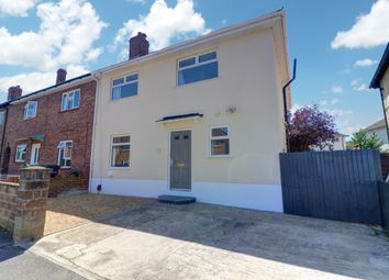 Thumbnail 4 bed end terrace house for sale in Hilsea Crescent, Portsmouth