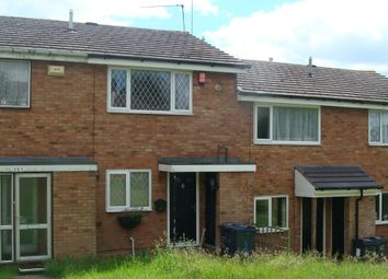Thumbnail 2 bed terraced house to rent in Charnwood Close, Rubery