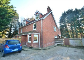 Thumbnail 5 bed semi-detached house to rent in Reading Road, Winnersh, Wokingham