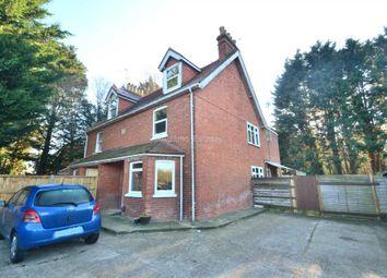 Thumbnail 5 bedroom detached house to rent in Reading Road, Winnersh, Wokingham