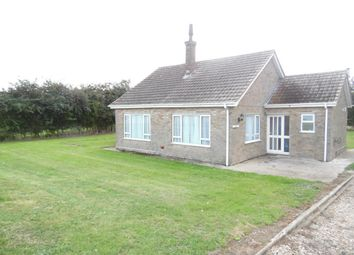 Thumbnail 3 bed bungalow to rent in The Pingle, Upwell, Wisbech