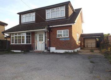 Thumbnail 4 bed detached house for sale in Fanton Chase, Wickford