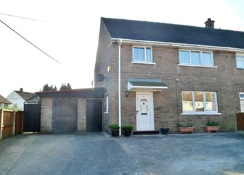 Thumbnail 3 bedroom semi-detached house for sale in Arfryn, Southsea, Wrexham