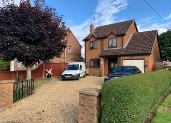 Thumbnail 4 bed detached house to rent in Broad Lane, Moulton, Spalding