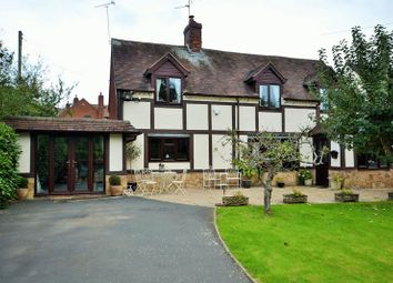 Thumbnail 3 bed detached house for sale in Menith Wood, Worcester