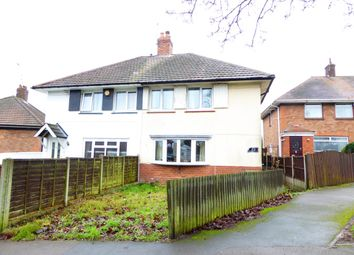 Thumbnail 3 bedroom semi-detached house for sale in Marston Road, Birmingham