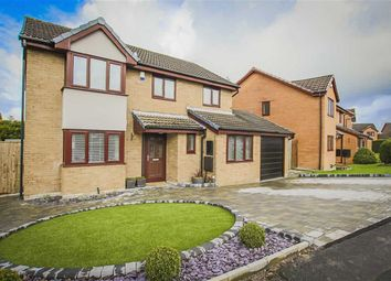 Thumbnail 4 bed detached house for sale in Cumbrian Way, Burnley, Lancashire