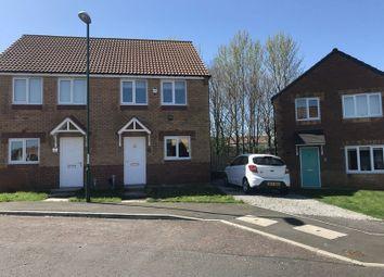 Thumbnail 3 bed semi-detached house for sale in Montrose Crescent, Hebburn