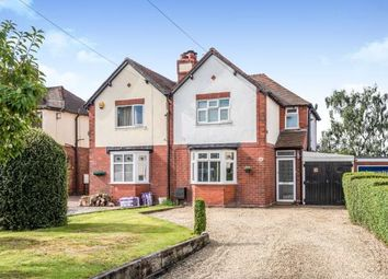 Thumbnail 3 bed semi-detached house for sale in Walsall Road, Great Wyrley, Walsall, Staffordshire