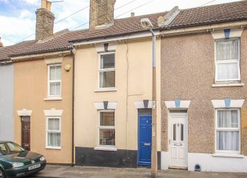 Thumbnail 2 bedroom terraced house for sale in Rose Street, Rochester, Kent