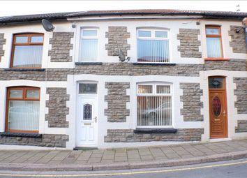 Thumbnail 3 bed terraced house for sale in Danygraig Terrace, Trebanog, Porth