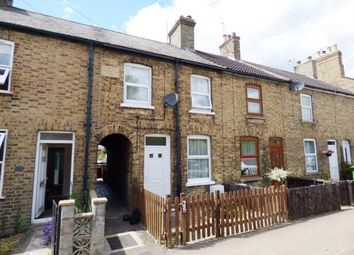 Thumbnail 3 bed terraced house for sale in Crowland Road, Eye, Peterborough, Cambridgeshire