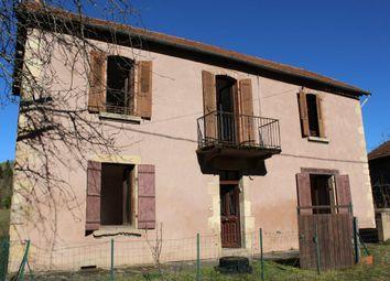 Thumbnail 4 bed property for sale in Midi-Pyrénées, Aveyron, Cransac