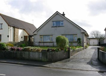 Thumbnail 3 bed detached bungalow for sale in Cardigan Road, Haverfordwest