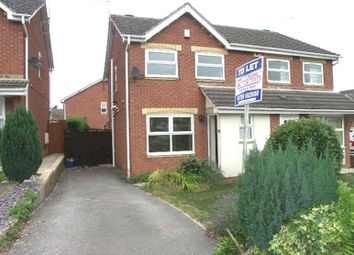 Thumbnail 3 bed semi-detached house to rent in Westerton Drive, Bramley, Rotherham