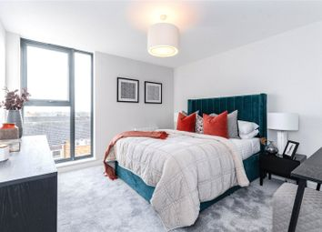 Thumbnail 2 bed flat for sale in Luna Apartments, 272 Field End Road, Ruislip, Middlesex
