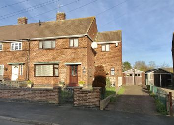 Thumbnail 4 bed end terrace house for sale in Regency Road, Asfordby, Melton Mowbray