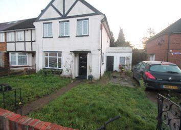 4 bed semi-detached house to rent in Nine Elms Avenue, Cowley, Uxbridge UB8